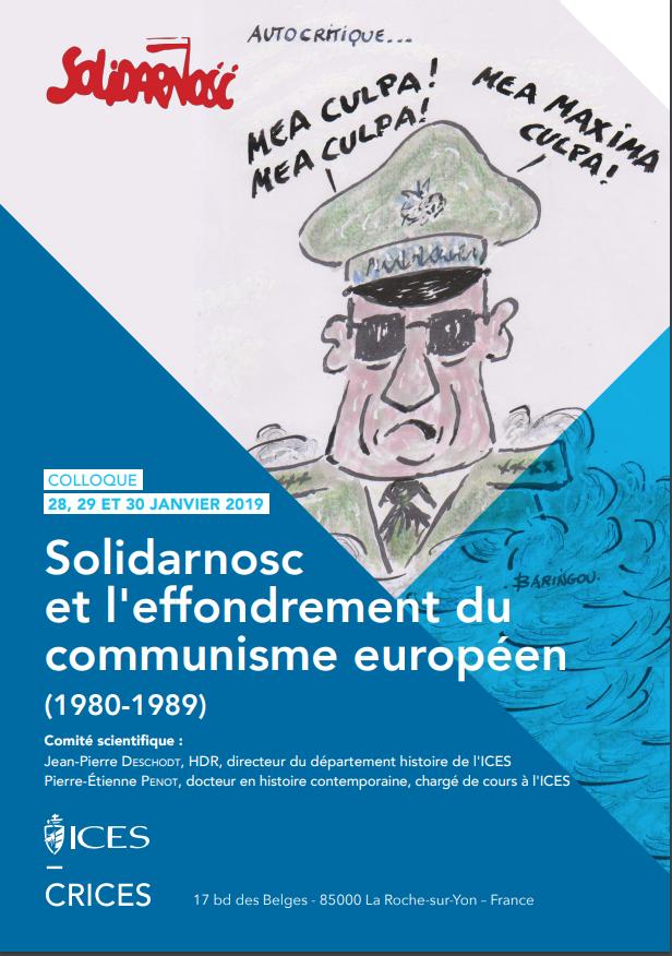 Ircom Ices Colloque Solidarnosc