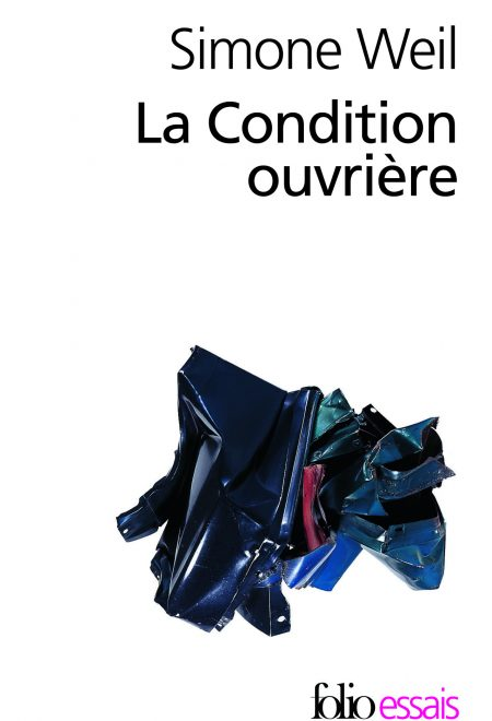 La condition ouvrière Simone Weill