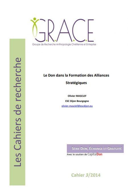 Cahier du GRACE 2